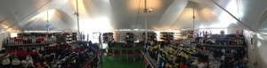 Thousands of Boots at Buck Hill Tent Sale