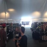 Thousands of new ski's at Buck Hill Tent Sale